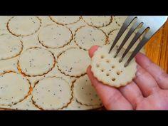 Recept sütemények Sós sütik tojás nélkül / vaj nélkül 👌🔝 - YouTube