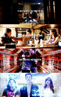 》》| Original Team Flash |《《 #BarryAllen #CiscoRamon #CaitlinSnow