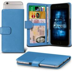 Buy Alcatel Orange Klif Adjustable Spring Wallet ID Card Holder Case Cover (Baby Blue) Plus Free Gift, Screen Protector and a Stylus Pen, Order Now Best Valued Phone Case on Amazon! By FinestPhoneCases NEW for 6.99 USD | Reusell