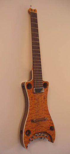 Etribe Travel Guitar Builders' Gallery