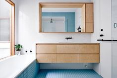 Image result for small square bathroom