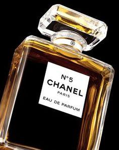 CHANEL No5. #chanel