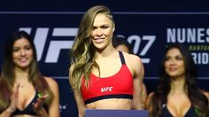 Ronda Rousey ties Conor McGregor for richest disclosed MMA purse ever