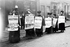 1913: Votes for Women | Persephone Books suffragettes 2