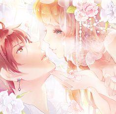 #anime girl #anime guy