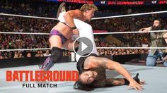 FULL MATCH - Chris Jericho vs. Bray Wyatt: Battleground 2014 on WWE Network: After an attack by The Wyatt Family on Raw, Chris Jericho is…