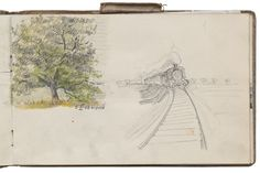 Egon Schieles Early Sketchbook Examined In New Book, The Beginning