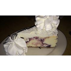 Cheesecake Factory has the best blueberry cheesecake ever