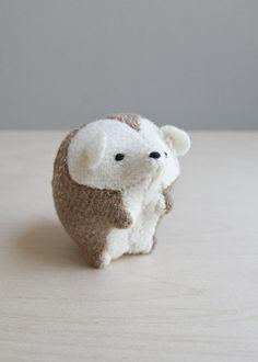 RESERVED / hedgehog / soft sculpture animal by ohalbatross on Etsy
