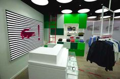 Lacoste, Montreal