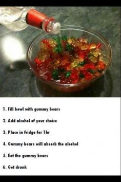 Gummy bear shooters