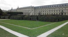 Jardin des Tuileries as part of Paris, 2013 #travel #writing #blogging #Paris #France #kids