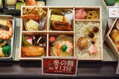 A Spree Through Tokyo's Department-Store Food Halls