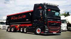 Wow!! A VOLVO truck I actually really like!!