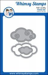 Stitched Cloud Die Set