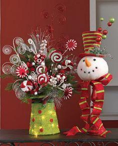 2014 Christmas Decorating Ideas | 2014 RAZ Aspen Sweater Christmas Decorating Ideas_064