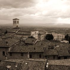 Assisi, Italy, by Prem Krishnan.