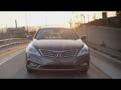 2012 Hyundai Azera Video Review