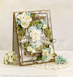 Wild Orchid Crafts: Two cards