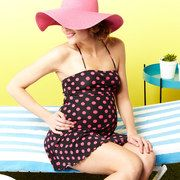 Take a look at the Sun Soaked: Maternity Swimwear event on #zulily today!