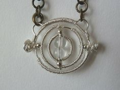 Picture of Wirework Time Turner pendant