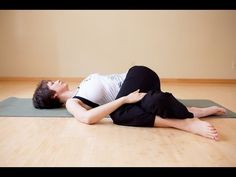 Stretches for the Piriformis to relieve hips and low back pain - YouTube