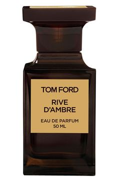 Got it! Free shipping and returns on Tom Ford 'Rive d'Ambre' Eau de Parfum at Nordstrom.com. Tom Ford's Rive d'Ambre eau de parfum is a warm, compelling scent with a veil of colonial elegance. It features a blend of citrus fruits illuminated by a seductive amber background.
