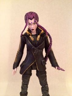 Blink (X-Men - Movies) Custom Action Figure