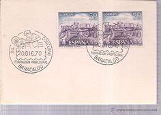 MATASELLOS CON SELLO 20.DIC.70. EXPOSICION FILATELICA BARACALDO