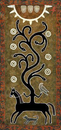 Сухарев Максим * vьsь mirъ: Двенадцатиглавый Змей