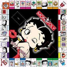 Betty Boop :: Betty Boop Monopoly image by kpilkerton - Photobucket