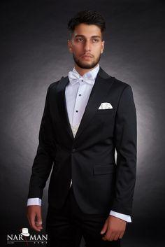 1 new message Mandarin Collar, Mens Fashion, Fashion Suits, Tuxedo, Mens Suits, Men's Shoes, Nasa, Suit Jacket, Costumes