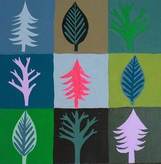 How To Identify Trees by MatiRoseStudio on Etsy