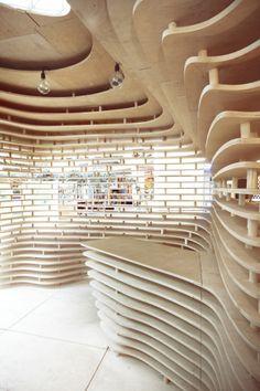 Custore Pavilion by Anna Dobek + Mateusz Wojcicki