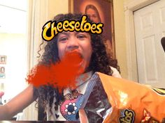 The Cheetos challenge