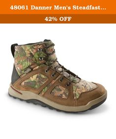 7d9709576a61d 48061 Danner Men's Steadfast Hunting Boots - Realtree Xtra - 12.0 - D. The  all