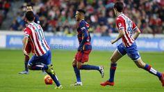 Sporting de Gijón - FC Barcelona (1-3) | FC Barcelona