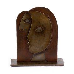 JP Roberts Designs Gisele Sculpture, Artistic Artisan Designer Sculptures