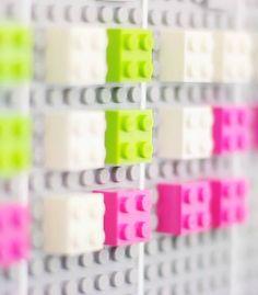 LEGO Calendar and tangible interface – A LEGO calendar that syncs to Google Calendar!   Ufunk.net