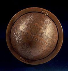 Le plus ancien globe terrestre montrant l'Amérique