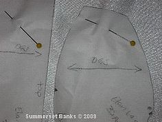 step by step instructions on how to sew bra pattern elan #645