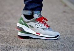 "New Balance 1600 Elite ""Detective Pack"""