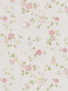 Pattern: 99268348 :: Book: Mirage Vintage Rose by Brewster :: Wallpaper Wholesaler