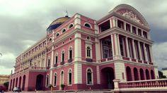 Manaus theater-AM