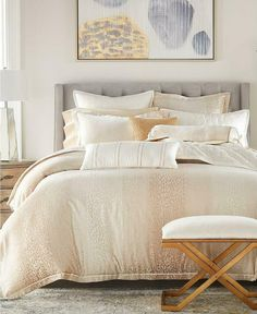 Hotel Collection Classic Ombre Leopard KING Comforter #HotelCollection #Contemporary King Comforter, Queen Duvet, Leopard Bedding, Mattress Brands, Space Furniture, Bedding Collections, Luxury Bedding, Bath, Comforters
