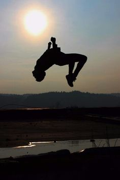 Parkour life :3  Sun jump amazing atmosphere