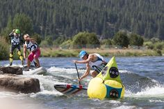 Slater Trout at Payette River Games