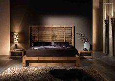 Arredare una camera da letto in stile etnico - Mobili etnici dallo stile moderno Bamboo Furniture, Wingback Chair, King Size, Living Room Designs, Sweet Home, New Homes, Interior Design, Home Decor, Showroom
