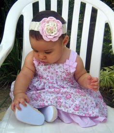 Quick Gifts 3: Crochet Baby Headband