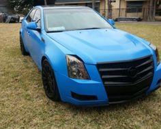 Cadillac Cts Sts